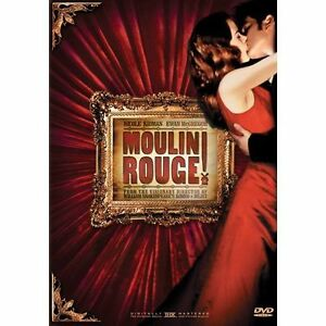 Moulin Rouge! (Widescreen Edition) DVD