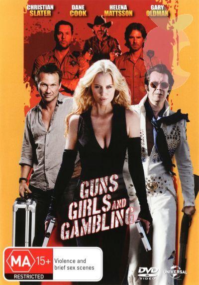 Guns, Girls And Gambling (DVD, 2012)