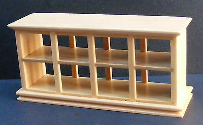 1:12 Scale Pine Shop Display Dolls House Miniature Accessory 134p