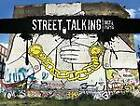 Street Talking: International Graffiti Art by Mike Popso (Hardback, 2013)