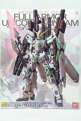 Bandai MG 1/100 Full Armor Unicorn Gundam Ver.Ka Model