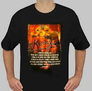 Kosovo now kfor t shirt operation joint guardian nato otan for T shirt distributor manufacturers