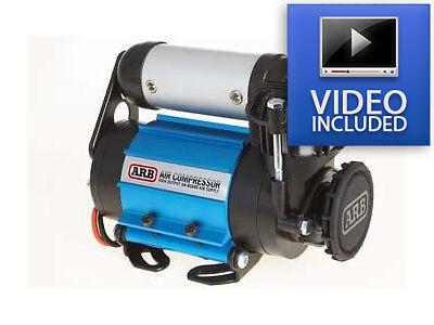 ARB CKMA12 On-Board High Performance 12 Volt Air Compressor