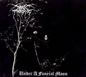 ... about DARKTHRONE - Under A Funeral Moon Art Print Poster 12 x 12 Under A Funeral Moon