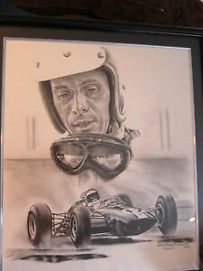 JIM-CLARK-F1-FORMULA-ONE-1965-INDY-500-WINNER-PAINTING-ROBERT-STEPHEN-SIMON