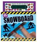Snowboard by Oakley Graham (Mixed media product, 2013)