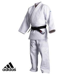 adidas-Judo-Student-Gi-J350-WH-w-Belt