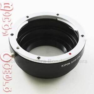 Kipon-Canon-EOS-EF-mount-lens-to-Fujifilm-X-Pro1-X1-Pro-mount-Camera-Adapter