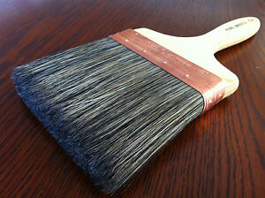 Wall Paint Emulsion Distemper Decorating Paint Brush