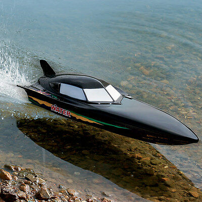 Sale Price! RC Remote Radio Control R/C Syma Black Stealth Racing Speed Boat
