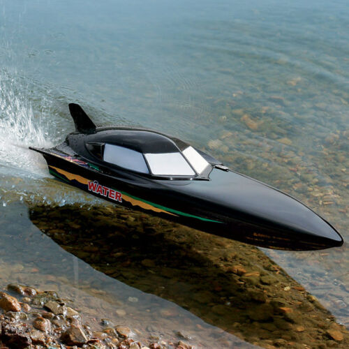 NEW Sale Price! RC Remote Radio Control R/C Syma Black Stealth Racing Speed Boat