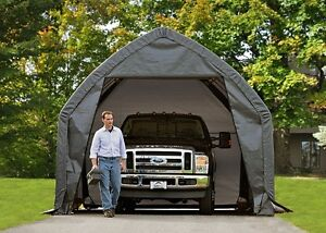 ShelterLogic 13x20x12 Truck SUV Shelter Portable Garage ...