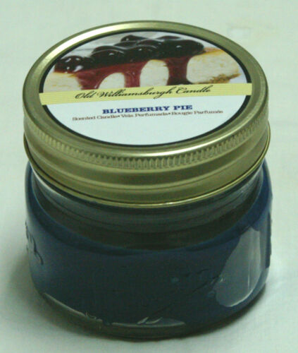 "1~3 oz Container Mason Jar Candle~U Choose Scents~U Pick~USA Made-3/""D x 2-1//2/""T"