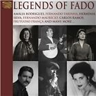 Various Artists - Legends Of Fado (2012)