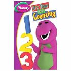 Barney - Its Time For Counting (DVD, 2006)
