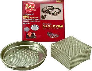 PMC-Precious-Metal-Silver-Art-Clay-Jewelry-Ring-Kiln-Mini-Pan-Stove-Top-Oven