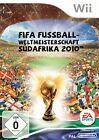 FIFA Fußball-Weltmeisterschaft Südafrika 2010 (Nintendo Wii, 2010, DVD-Box)