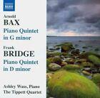 Arnold Bax, Frank Bridge: Piano Quintets (2010)