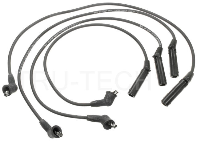 Spark Plug Wire Set Tru Tech Standard 4472 For Sale Online