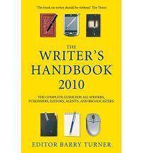 """AS NEW"" , The Writer's Handbook 2010 (Writer's Handbook (Palgrave)), Paperback"