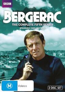 Bergerac-Fifth-Series-5-DVD-NEW-amp-Sealed-AUS-R4-BBC-Season-5