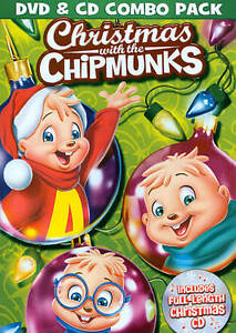 alvin and the chipmunks christmas with the chipmunks dvd 2012 2 disc set dvdcd - Chipmunks Christmas