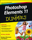 Photoshop Elements 11 For Dummies by Ted Padova, Barbara Obermeier (Paperback, 2012)