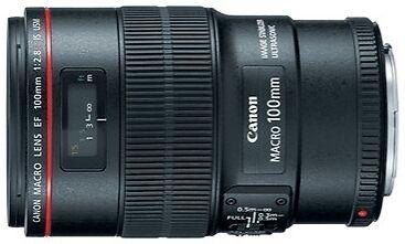 Canon EF 100 mm / f 2,8 L IS USM Makro Objektiv für EOS NEU mit Cash Back Bonus
