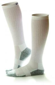 Dr-Comfort-15-20-mmHg-Compression-Knee-Diabetic-Socks-Supports-Shape-to-Fit-Legs