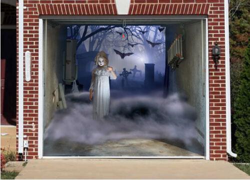 Garage Door Halloween Decorations Collection On Ebay