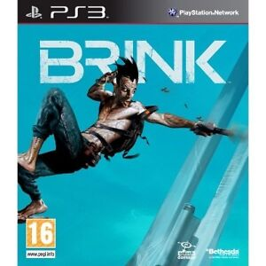 BRINK-PS3-COMPLETE-WITH-INSTRUCTIONS