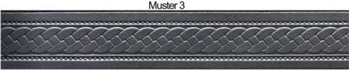 4cm Breit 70cm bis 180cm BW ab 9,99 Euro Nickle free Buckle Leder Guertel 11499