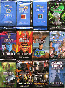 Star-Trek-CCG-Sealed-Booster-Pack-Selection