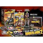 Borderlands 2 -- Deluxe Vault Hunter's Collector's Edition (Microsoft Xbox 360, 2012)