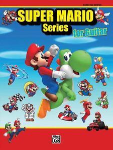 Details about Super Mario Guitar Sheet Music & TAB Koji Kondo Video Game  Theme Songs
