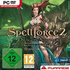SpellForce 2: Dragon Storm (PC, 2009, Jewelcase)