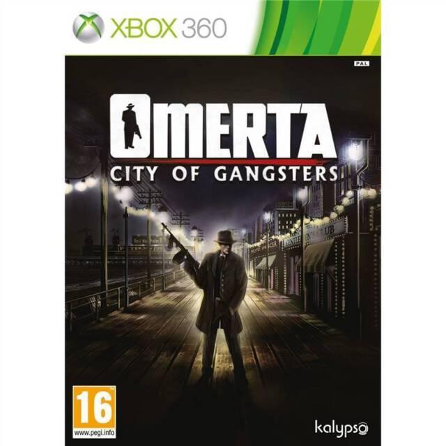 Omerta: City of Gangsters (Microsoft Xbox 360, 2013)