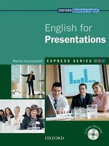 Oxford-Business-English-Express-Series-ENGLISH-FOR-PRESENTATIONS-w-MultiROM-New