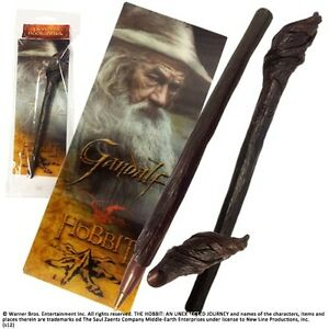 The-Hobbit-Gandalf-the-Grey-Staff-Pen-and-Paper-Bookmark-The-Hobbit-GREAT-GIFT