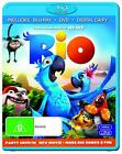 Rio (Blu-ray, 2011)