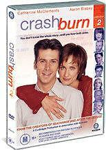 Crashburn : Collection 2 (DVD, 2004, 2-Disc Set) Free Post