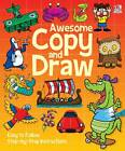 Awesome Copy and Draw by Nat Lambert (Hardback, 2012)