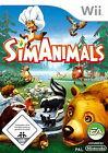 SimAnimals (Nintendo Wii, 2009, DVD-Box)