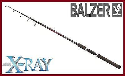Balzer X Ray Tele Rute 2,70m 10-40g Module Teleskoprute extra kurz geteilt