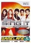 Disney Sing It: Pop Hits (Nintendo Wii, 2009) - European Version