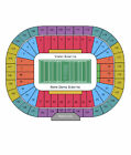 Notre Dame Fighting Irish Football vs BYU Cougars Tickets 10/20/12 (South Bend)