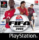 FIFA Football 2005 (Sony PlayStation 1, 2004)