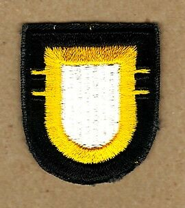 101st AIRBORNE DIVISION BERET FLASH PATCH 2nd BRIGADE