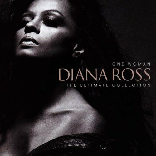 Diana Ross - One Woman (The Ultimate Collection, 1993) CD