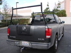 650 Lb Hd Truck Bed Ladder Rack Pick Up Contractor Lumber